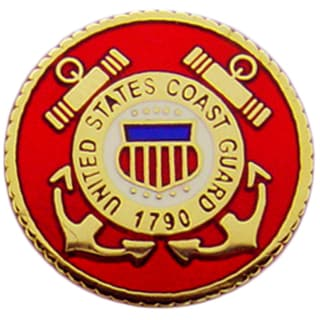 United States Coast Guard Pin