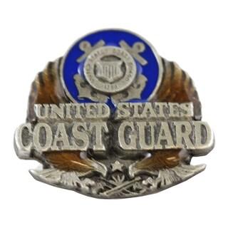 United States Coast Guard Military Pin