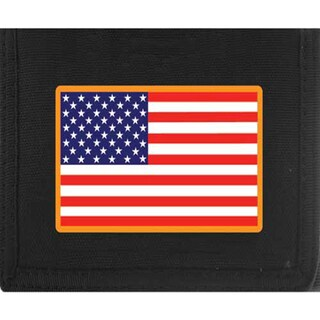 American Flag Trifold Wallet