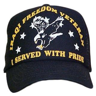 I Served With Pride Iraqi Freedom Veteran Cap