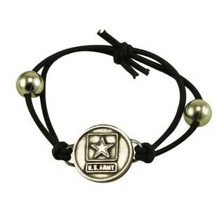 United States Army Logo Bracelet