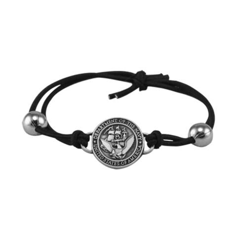 United States Navy Logo Bracelet