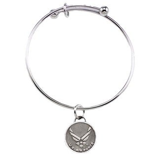 United States Air Force Bangle Bracelet