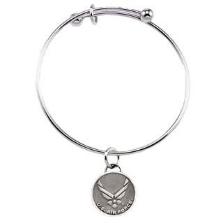 United States Air Force Bangle Bracelet