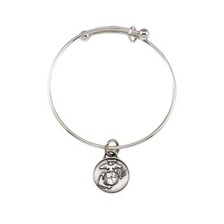 United States Marine Corps Bangle Bracelet