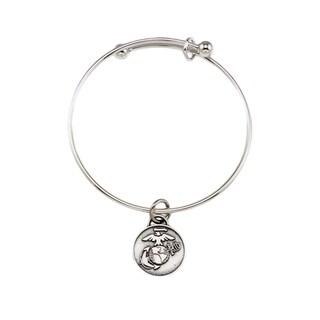 United States Marine Corps Bangle Bracelet