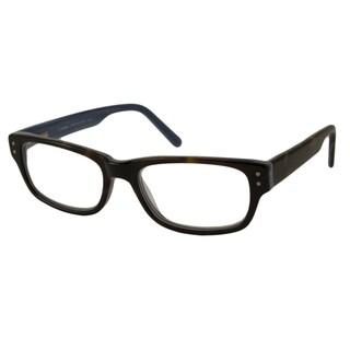 V Optique Men's/ Unisex V081182 Rectangular Reading Glasses