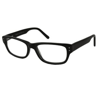 V Optique Men's/ Unisex V081182 Rectangular Reading Glasses