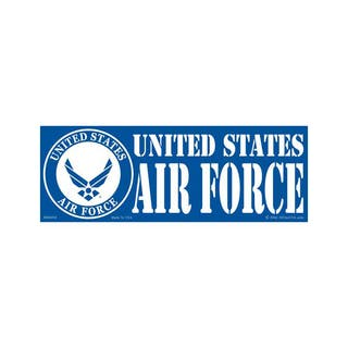 US Air Force Bumber Sticker|https://ak1.ostkcdn.com/images/products/9488940/P16669916.jpg?impolicy=medium