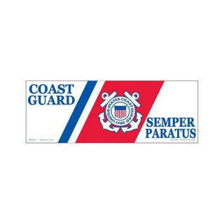 US Coast Guard Bumper Sticker