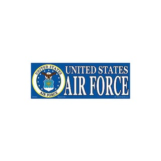 US Air Force Logo Bumper Sticker