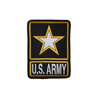 United States Army Yellow Star Small Patch