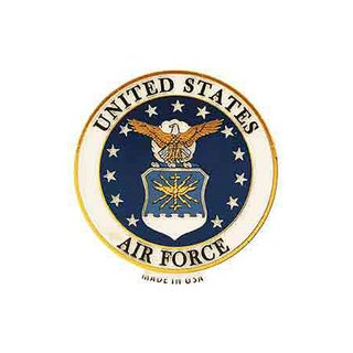 United States Air Force Logo Magnet