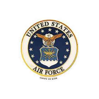 United States Air Force Logo Magnet|https://ak1.ostkcdn.com/images/products/9488987/P16669959.jpg?_ostk_perf_=percv&impolicy=medium