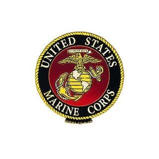 United States Marine Corps Logo Magnet