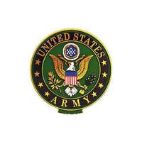 USA Army Logo Magnet