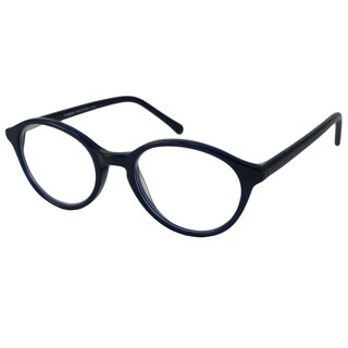 V Optique Men's/ Unisex V081156 Oval Reading Glasses (2 options available)