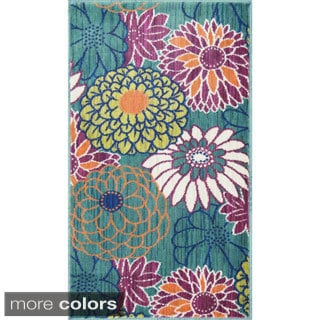 Tinsley Multi Blossom Rug (2'2 x 3'9)