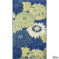 Tinsley Multi Blossom Rug - 1'7 x 2'6
