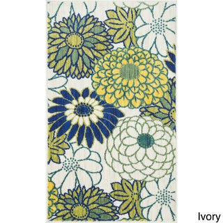 Tinsley Multi Blossom Runner Rug (2'2 x 5'0)