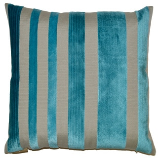 Cayman Feather Filled 20-inch Decorative Throw Pillow