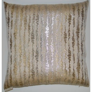 Pulse Feather Filled Throw Pillow