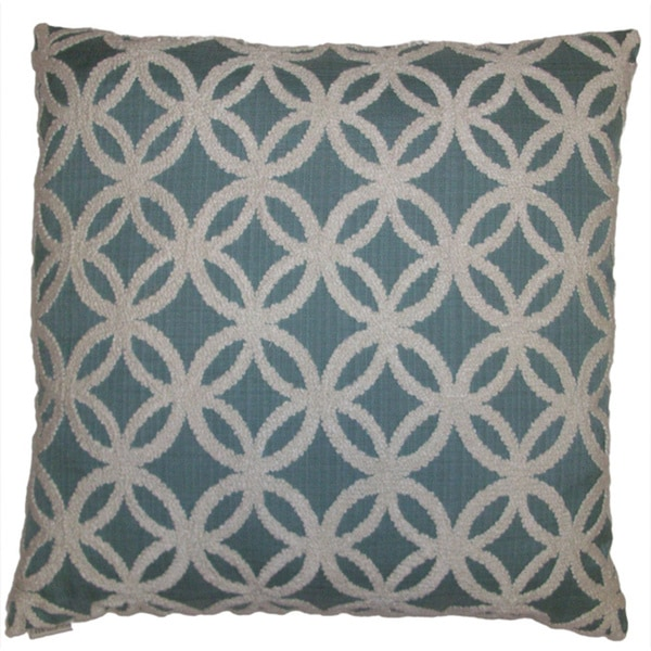 Domain Feather Filled Decorative Pillow : Circumvent Feather Filled Throw Pillow - Free Shipping Today - Overstock.com - 16670015