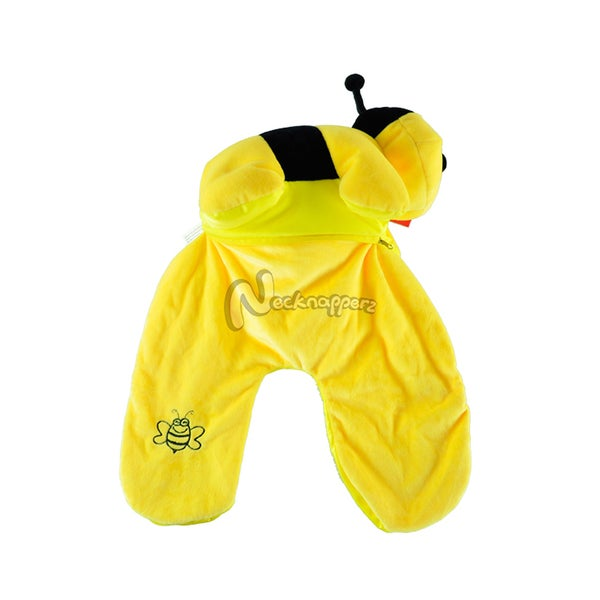 Stinger the Bumblebee Necknapperz Plush and Pillow