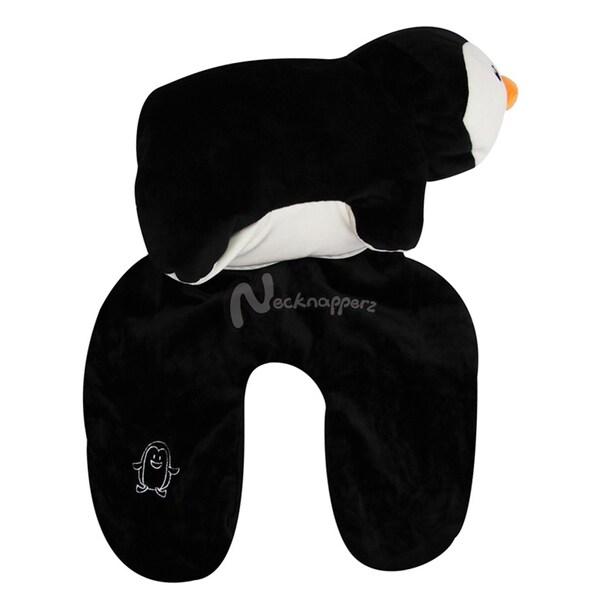 Penguin Necknapperz Plush and Pillow
