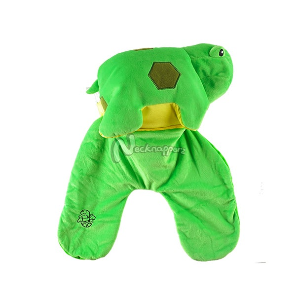 Tommy the Turtle Necknapperz Plush and Pillow