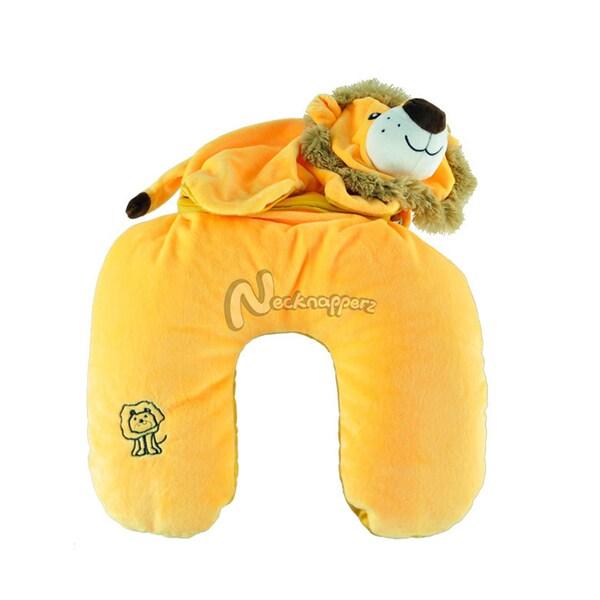 Pride the Lion Necknapperz Plush and Pillow