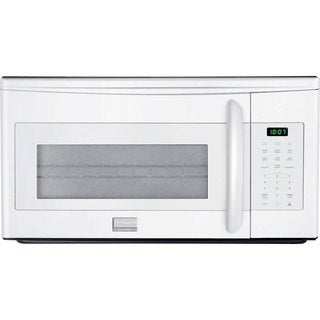 Frigidaire White Over the Range Microwave Oven