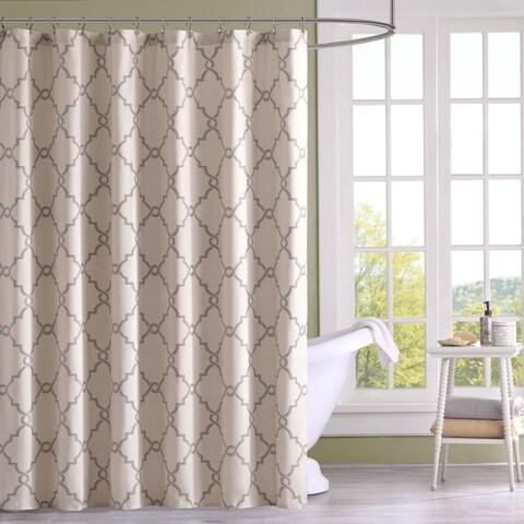 Madison Park Arroyo Shower Curtain