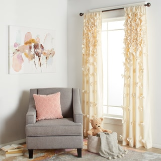 Silver Orchid Turpin Window Curtain Panel