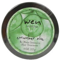 Wen Cucumber Aloe 4-ounce Re Moist Intensive Hair Treatment