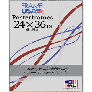 Hardboard Posterframe (24 x 36) (Option: Clear)