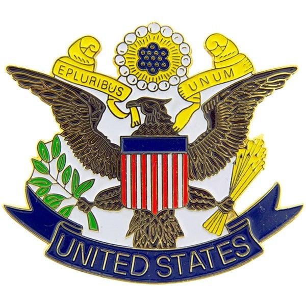 US Military Navy Seal Enamel Commemorative Pin