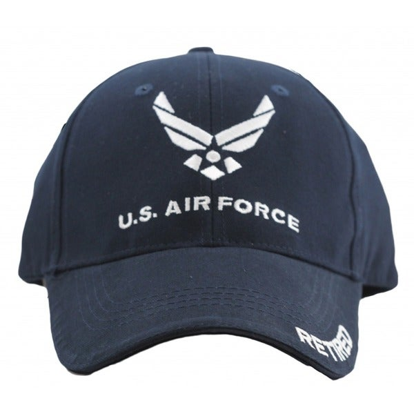 US Air Force Retired Military Cap