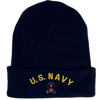 US Navy Knit Hat