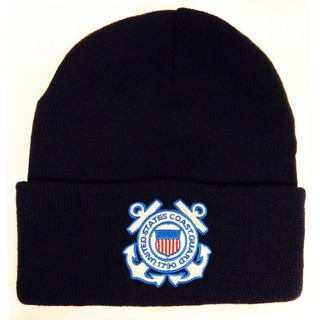 US Coast Guard Knit Hat