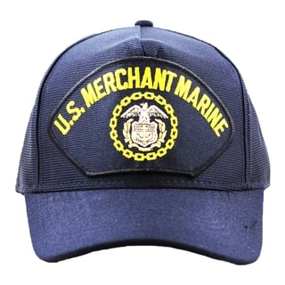 US Merchant Marine Military Baseball Cap