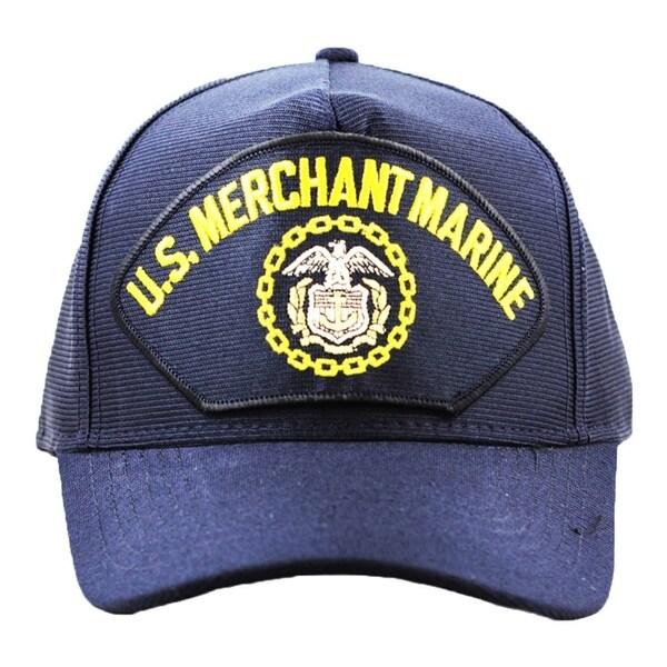 US Merchant Marine Military Baseball Cap