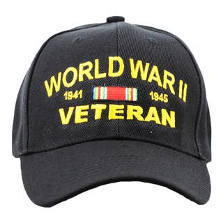 World War II Veteran Cap|https://ak1.ostkcdn.com/images/products/9490150/P16670957.jpg?impolicy=medium