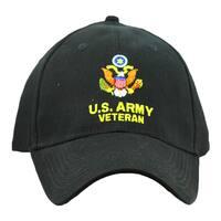 US Army Veteran Military Cap