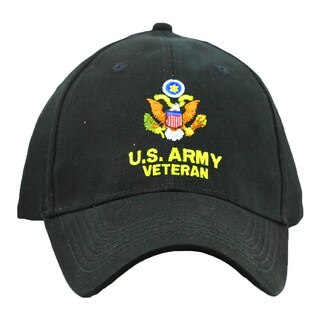 US Army Veteran Military Cap