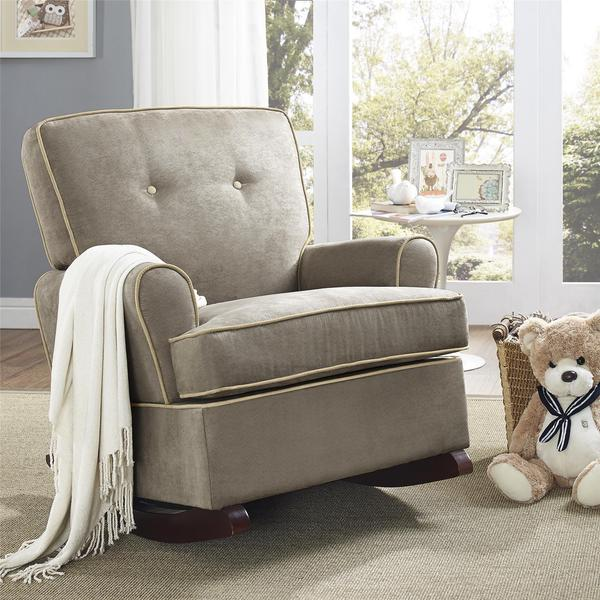 Rocking Chair And Nap Sofa By Missonihome: Baby Relax Tinsley Rocker
