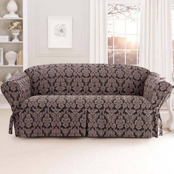 Sure Fit Middleton Sofa Slipcover Free Shipping Today