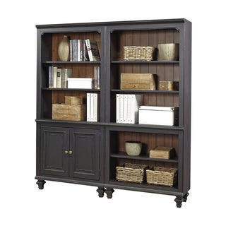 Grandview 2-piece Bookcase Wall