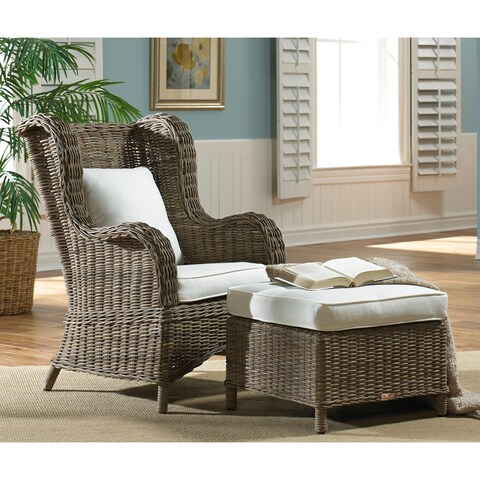 Panama Jack Exuma Indoor 2-piece Occasional Chair Set