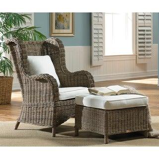Panama Jack Exuma Indoor 2-piece Occasional Chair Set